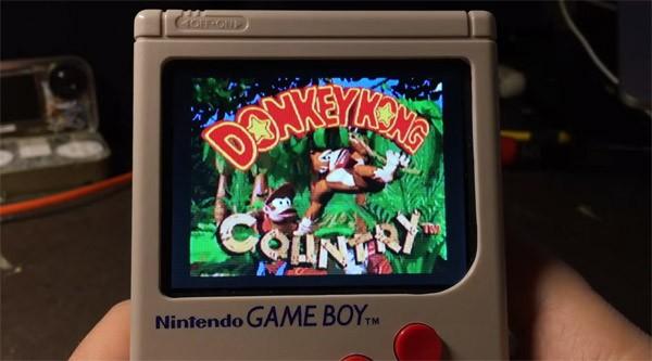 In een oude Game Boy kun je prima een Raspberry Pi verstoppen