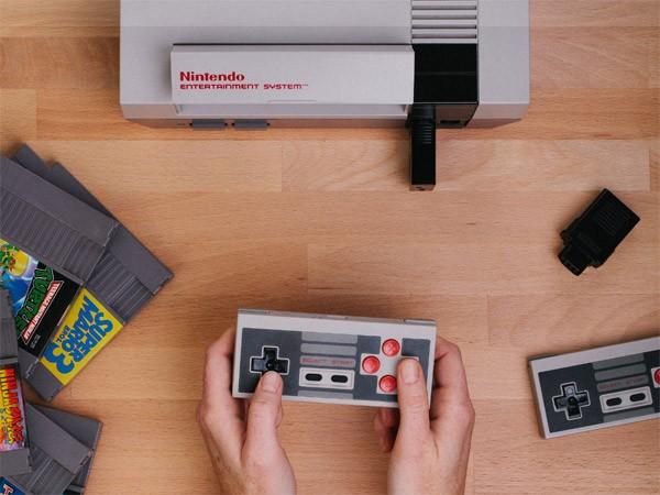 Retro Receiver: je NES wordt draadloos