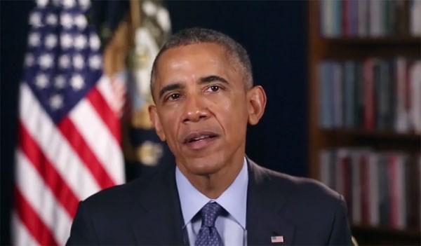 Talk Obama: een site die de president laat zeggen wat jij typt