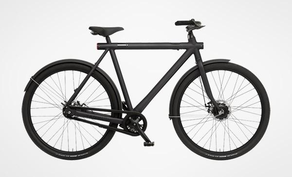 De elektrische fiets van VanMoof is een pareltje