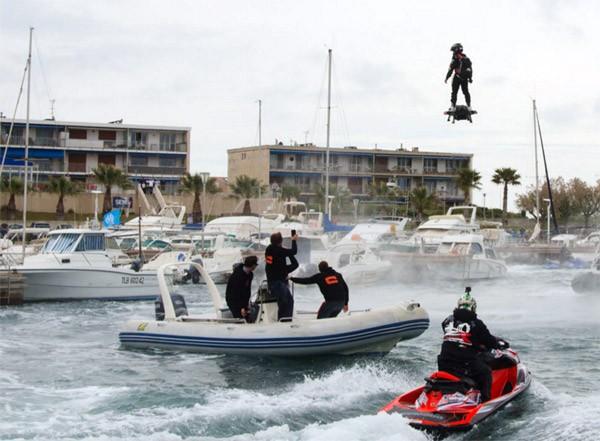 Indrukwekkend: het wereldrecord hoverboarden is verbroken
