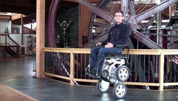 iBot: de koning onder de rolstoelen
