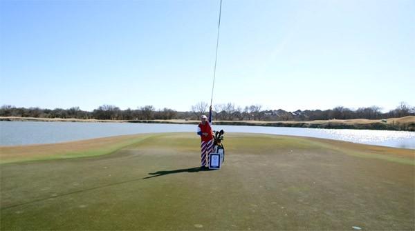 De langste golfclub ter wereld