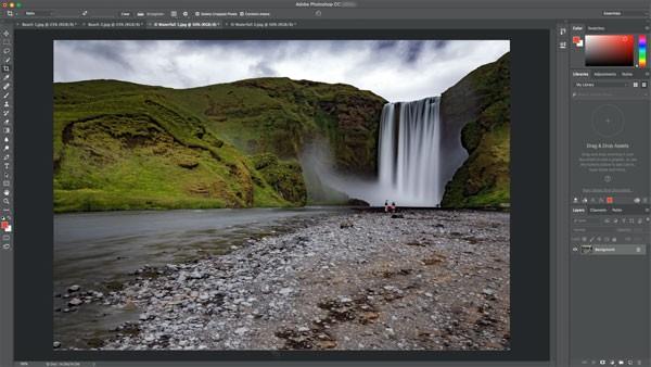 Nieuwe Photoshop-functie maakt je foto's op magische wijze recht