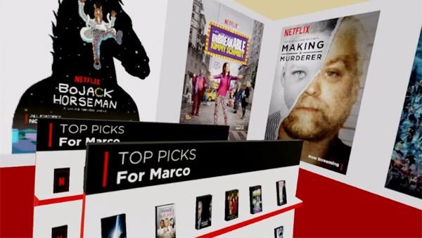 Netflix-hack brengt de charme van de videotheek terug