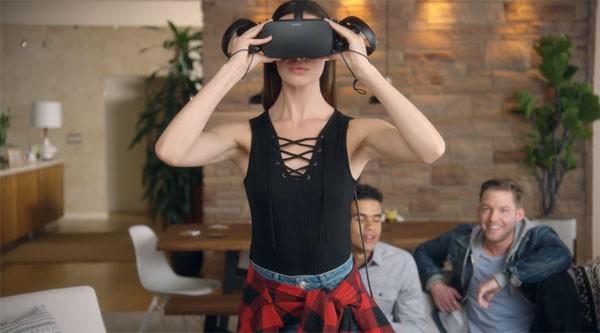 Toffe video van Oculus toont de kracht van virtual reality
