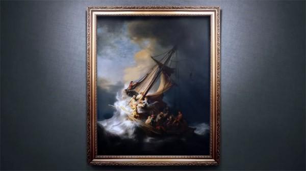 Photoshop-kunstenaar maakt razendsnel een Rembrandt na