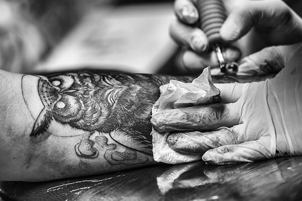 Ephemeral Tattoo: de tatoeage die na een jaar verdwijnt