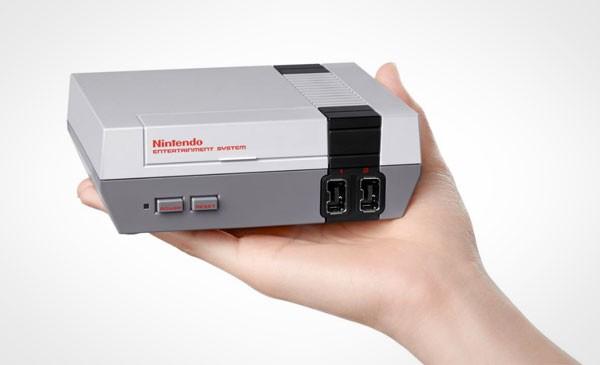 Nintendo brengt een schattige nieuwe versie van de NES uit