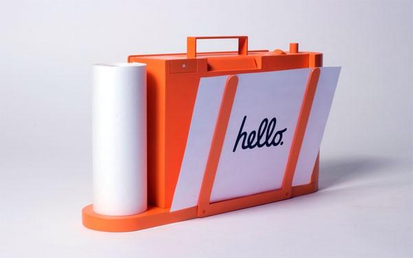 Paper: eindelijk een stijlvol ontworpen printer