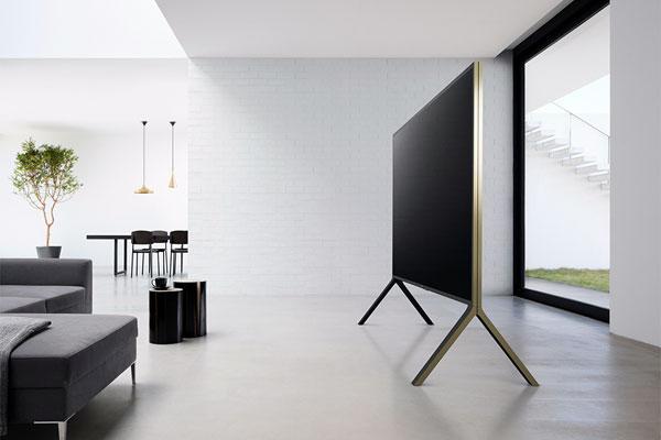 De 100 Inch Sony Xd9 Is Een Parel Van Een Televisie