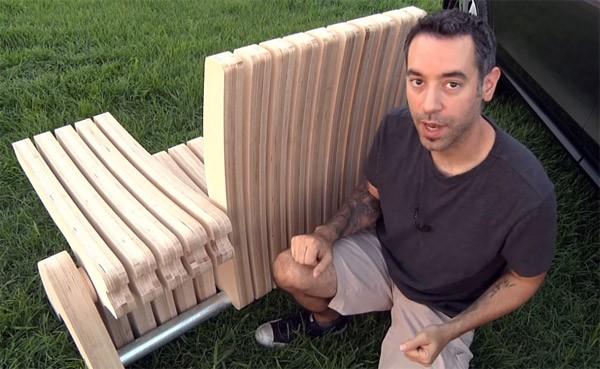 Zo bouw je een toffe transformerende bank/tafel/stoel