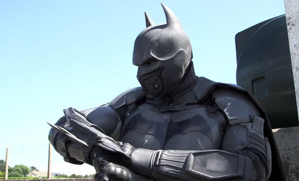 Episch Batman-pak wint Guinness World Record