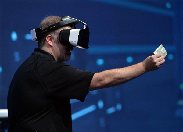 Intel Alloy: een VR-bril zonder draden