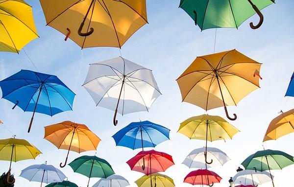 Zo bouw je een parapluhouder die je vertelt of het gaat regenen