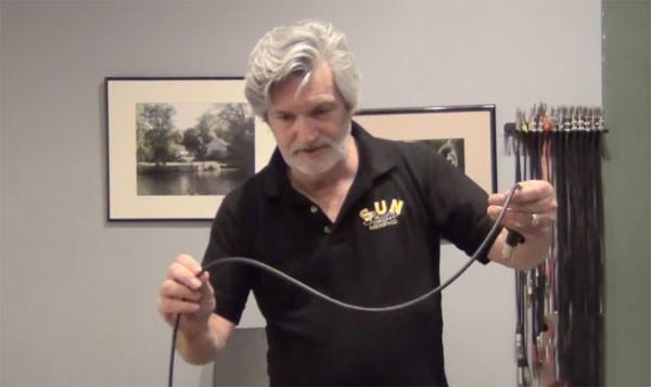 Roadie Wrap: zo rollen professionals hun kabels op