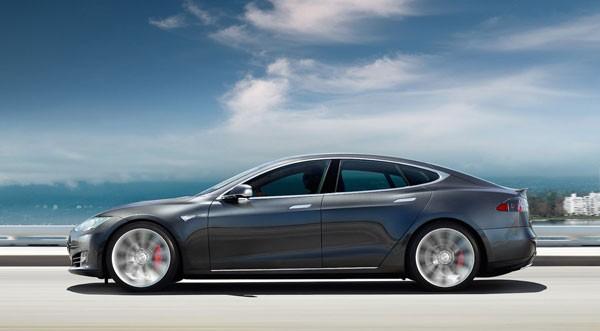 Nieuwe Tesla Model S P100D heeft een fantastische accu