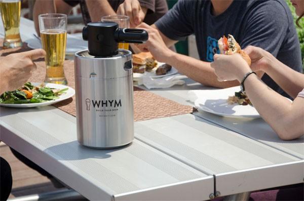 Whym: je eigen biertje brouwen in 24 uur