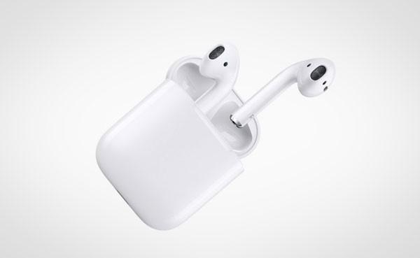 Apple AirPods: draadloze Bluetooth-oordopjes