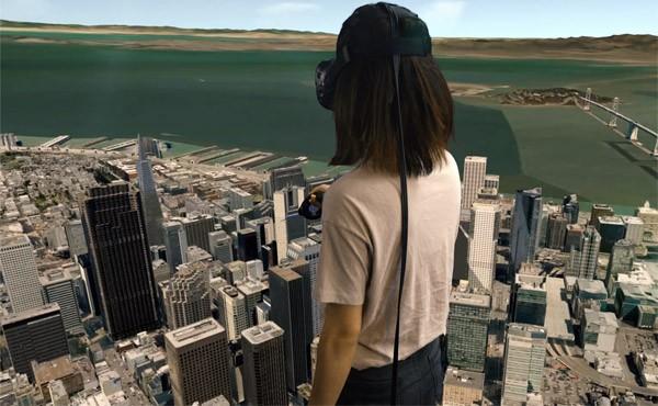 City VR: loop als Godzilla door wereldsteden