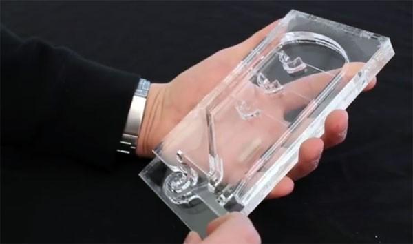 LaserStacker maakt 3D-objecten met een laser