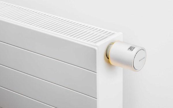 Netatmo automatiseert de knop op je radiator