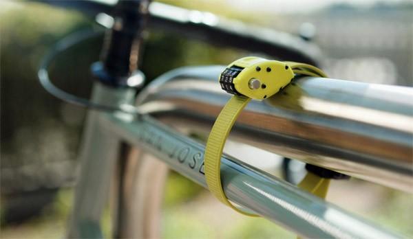 OttoLock: een lichtgewicht fietsslot voor wielrenners