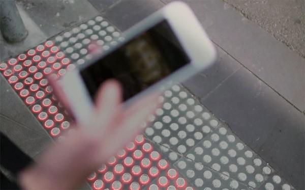 Smart Tactile Paving: de smartphone-stoep