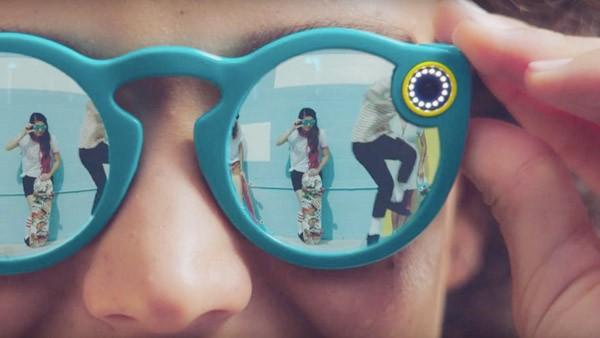 Snapchat heeft een bril gelanceerd die video's kan maken