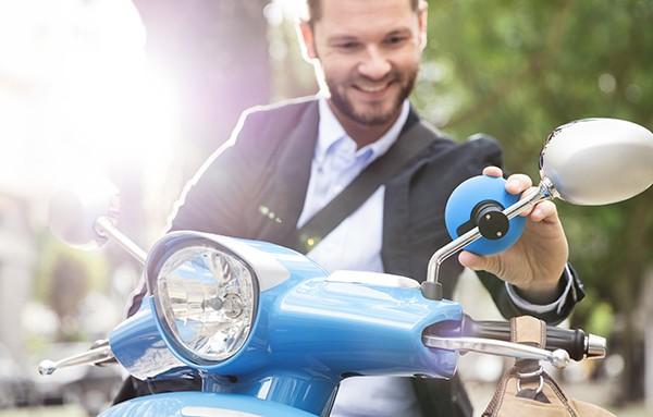 Geinige nieuwe TomTom voor op je brommer of scooter