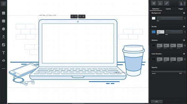 Vectr: een gratis online vector tekenprogramma