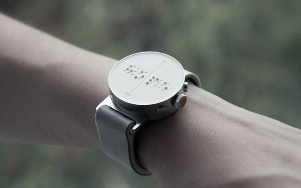Dot: een smartwatch voor blinden en slechtzienden