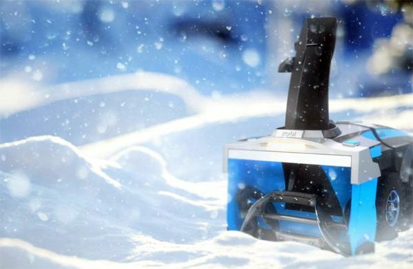 Kobi: een autonome grasmaaier die ook bladeren en sneeuw opruimt