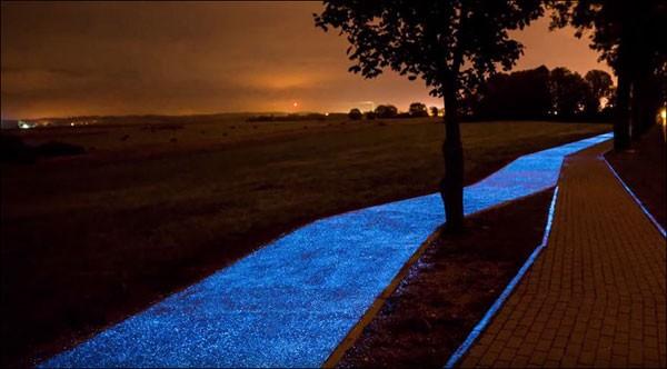 lichtgevend-fietspad-polen2