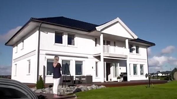 Altijd in de zon: het roterende huis van Jarle Hegerland