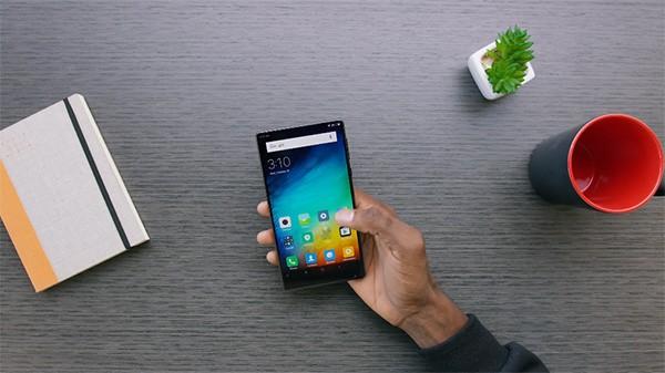 Xiaomi Mi Mix: de toekomst van smartphones