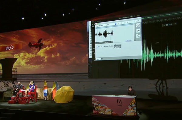 Geniaal: Adobe ontwikkelt Photoshop voor stemmen