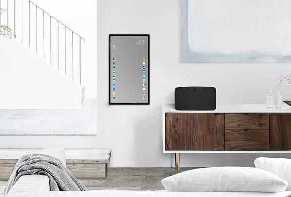 Apple Mirror: een slimme spiegel zoals Apple die zou maken