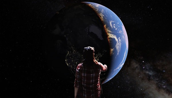 Google Earth is er nu in virtual reality