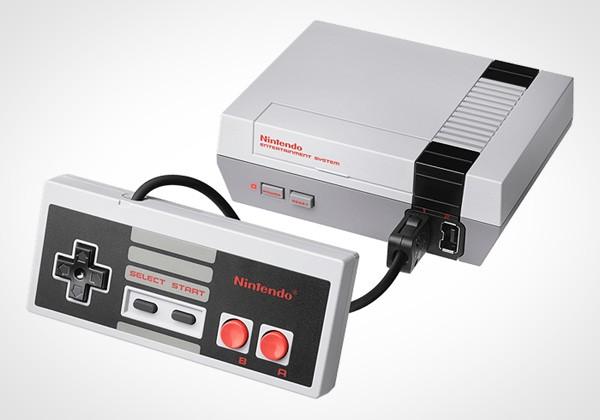 De Nintendo Classic Mini belooft veel goeds