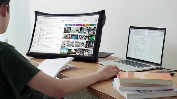 SPUD: een opvouwbaar scherm dat tonnen gaat ophalen