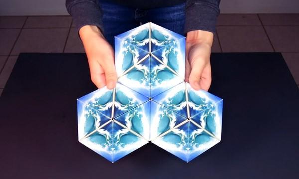 Geocubes: magnetisch speelgoed met eindeloze mogelijkheden