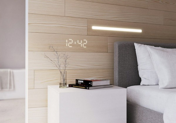 Hyde: decoratieve panelen met ingebouwde LED-verlichting