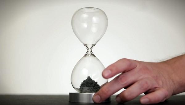 Magnetic Hourglass: de koning onder de zandlopers