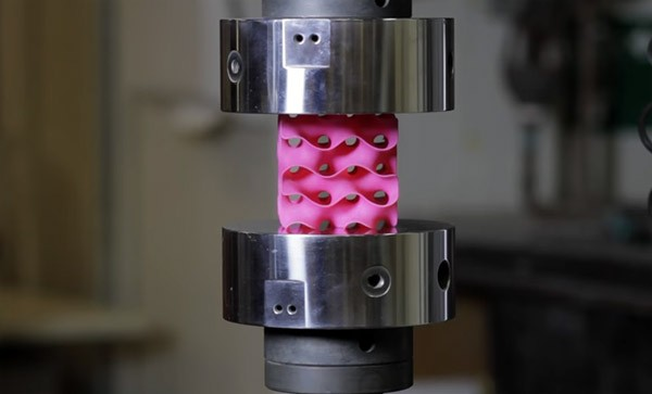 Nieuw materiaal is twintig keer zo licht en tien keer zo sterk als staal