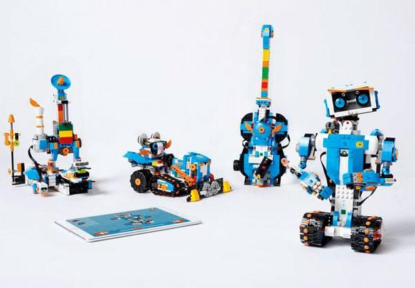 LEGO Boost laat kinderen hun bouwsels programmeren