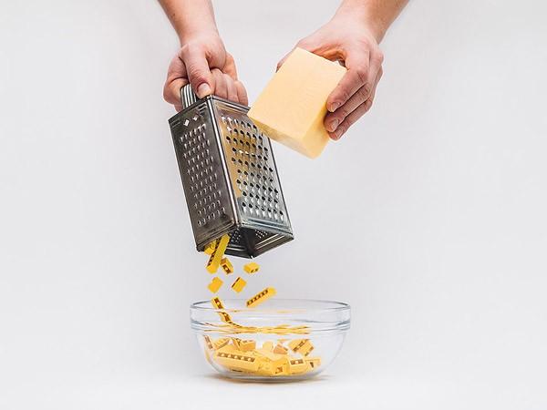 Fotograaf Michal Kalezka speelt graag met LEGO