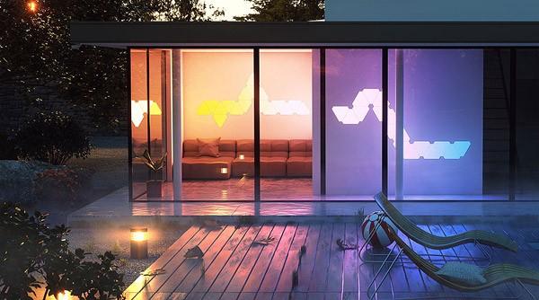 Nanoleaf Aurora: stijlvolle LED-panelen