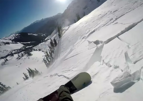 Hoe een opblaasbare rugzak tijdens de wintersport je leven kan redden