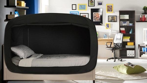 Privacy Pop: de tent die je nachtrust verbetert